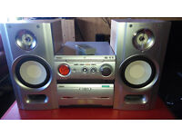**FANTASTIC CONDITION : SONY MHC-WZ5 2 WAY MINI STEREO HI-FI COMPONENT SYSTEM NOW ONLY £59.99!O.N.O*