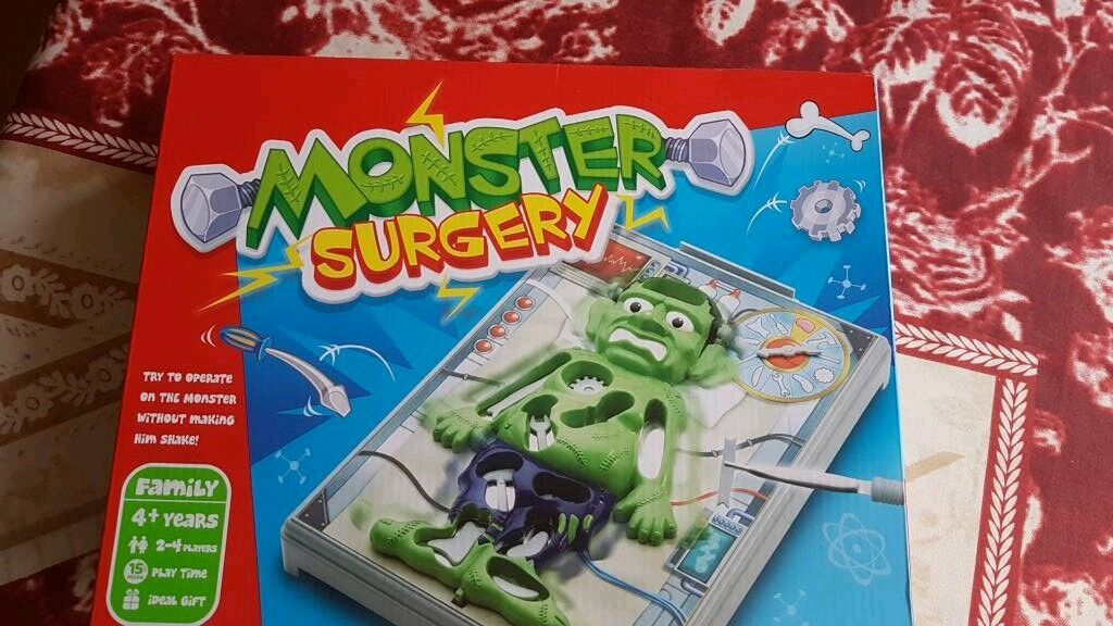 Monster Surgery Game