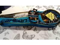 For sale Carleton badminton set