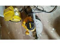 Dewalt circular saw builders transformer