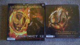 Hunger Games Board Games - Victors Game & District 12