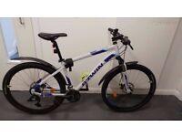 BTWIN Rockrider 520 Bicycle Bundle