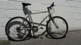 Marin Muirwoods Retro Mountain Bike - Fully Serviced - Large 19 inch - Commuter / Tourer