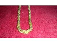 14k Golden Chain