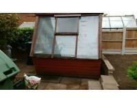 Potting shed - shed