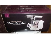 meat grinder by Andrew James
