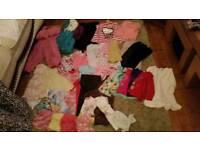 Girls Clothing age 2-3
