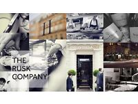Sales & Events Manager - The Rusk Company