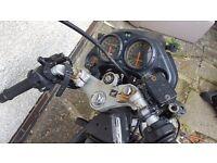Honda CBR125R 2005 PROJECT OR SPARES