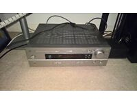 Yamaha cinema amplifier