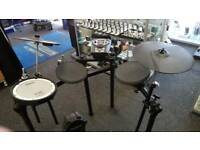 Roland v drums setup