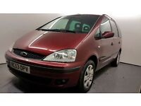 2004   Ford Galaxy 1.9 TDI Zetec   Auto   Full service history   2 Former keepers   Parking Sensors