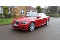 BMW 3 SERIES 2.0 320D M SPORT 2d 174 BHP, LEATHER TRIM, FULL YEAR MOT, BLUETOOTH