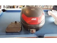 Givi Top Box with Rack and 2 keys