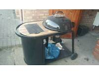 Big barbecue excellent condition