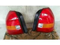 Honda Civic Taillights 1996-2000