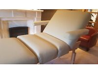 Excellent condition massage bed