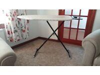Standard size ironing board