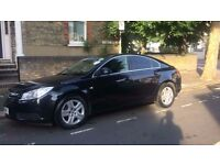 VAUXHALL INSIGNIA WITH 11 MONTH PCO