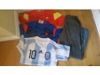 BOYS: Adidas Clothing 11-12 Years
