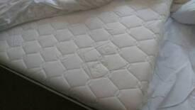 Warren Evans double memory foam mattress