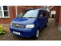 VW T5 Transporter , camper , campervan , NEW CONVERSION