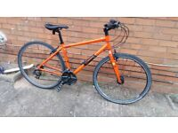 For sale bike hybrid company Releight 700 size wheels