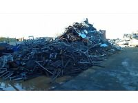 Reillys free scrap metal collection service Nuneaton and Bedworth