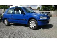 2003 Peugeot 106