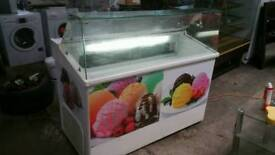BARGAIN ICE CREAM DISPLAY FREEZER IN GOOD CLEAN CONDITION AND CAN BE DELIVERED ANYWHERE