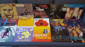 "70 x 12"" & 9 x 7"" vinyls ***job lot***"
