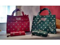 Original Cath Kidston bags x2 excellent condition