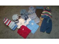 Baby Clothes Bundle 3-6 Months