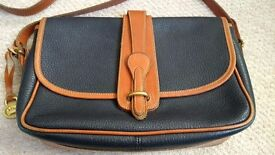 Dooney and Bourke All Weather Leather Crossbody Bag