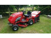 Countax C400h ride on lawnmower