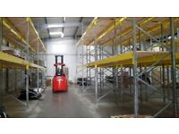 Pallet Storage Pick and Pack Fulfilment