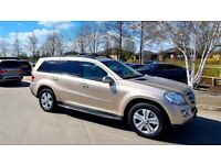 Mercedes-Benz, GL CLASS, Estate, 2008, Semi-Auto, 3996 (cc), 5 doors