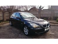 Bmw 520d Business edition ,cream leather