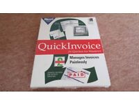 Quick Invoice for Quicken