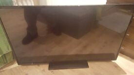 """49"""" full hd led tv good condition work 100 % collection only"""