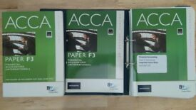 ACCA - F3 - Financial Accounting