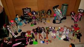 *MASSIVE*monster high bundle