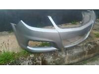 Vectra/signum bumper facelift Sri/design/elite z163 silver lightening