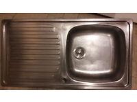 Kitchen Sink by Carron Phoenix, Stainless Steel