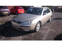 54 Ford Mondeo tdci 85000 miles MOT May 2017