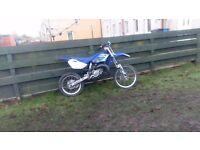 YAMAHA YZ 85 2008
