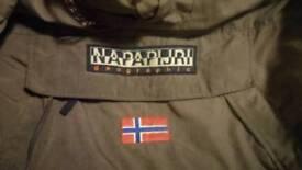 Pre-owned Napapijri Voyage coat