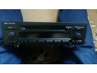 Bmw professional BMW 3 series E90 car stereo audio with CD player