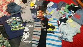 Boys 6-7 Clothes Bundle