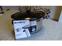 Breville Family Size Slow Cooker, 6.5 litres